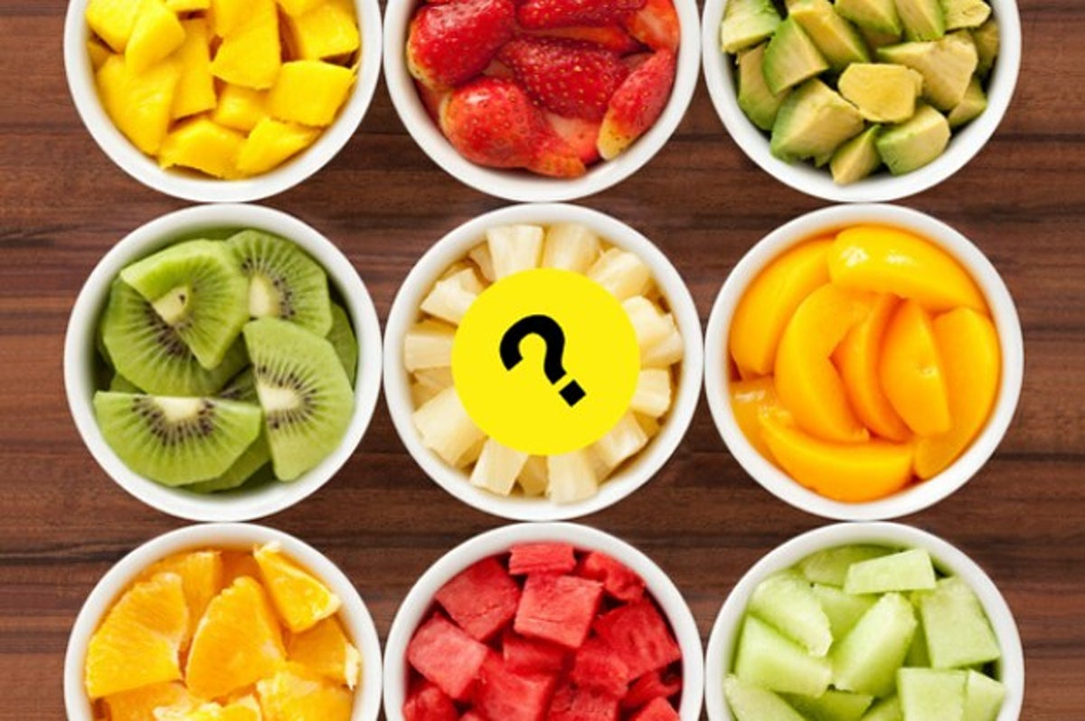 Quiz This Personality Quiz Will Reveal What Type Of Fruit You Are