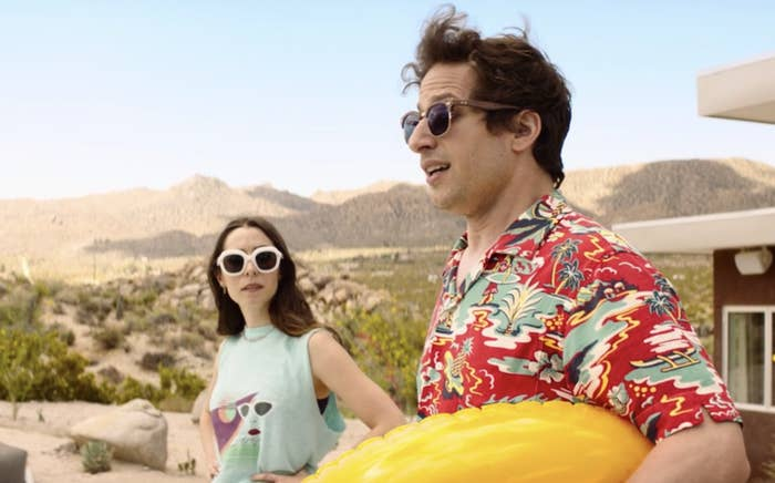 "Questions I Have About The Hulu Movie ""Palm Springs"""