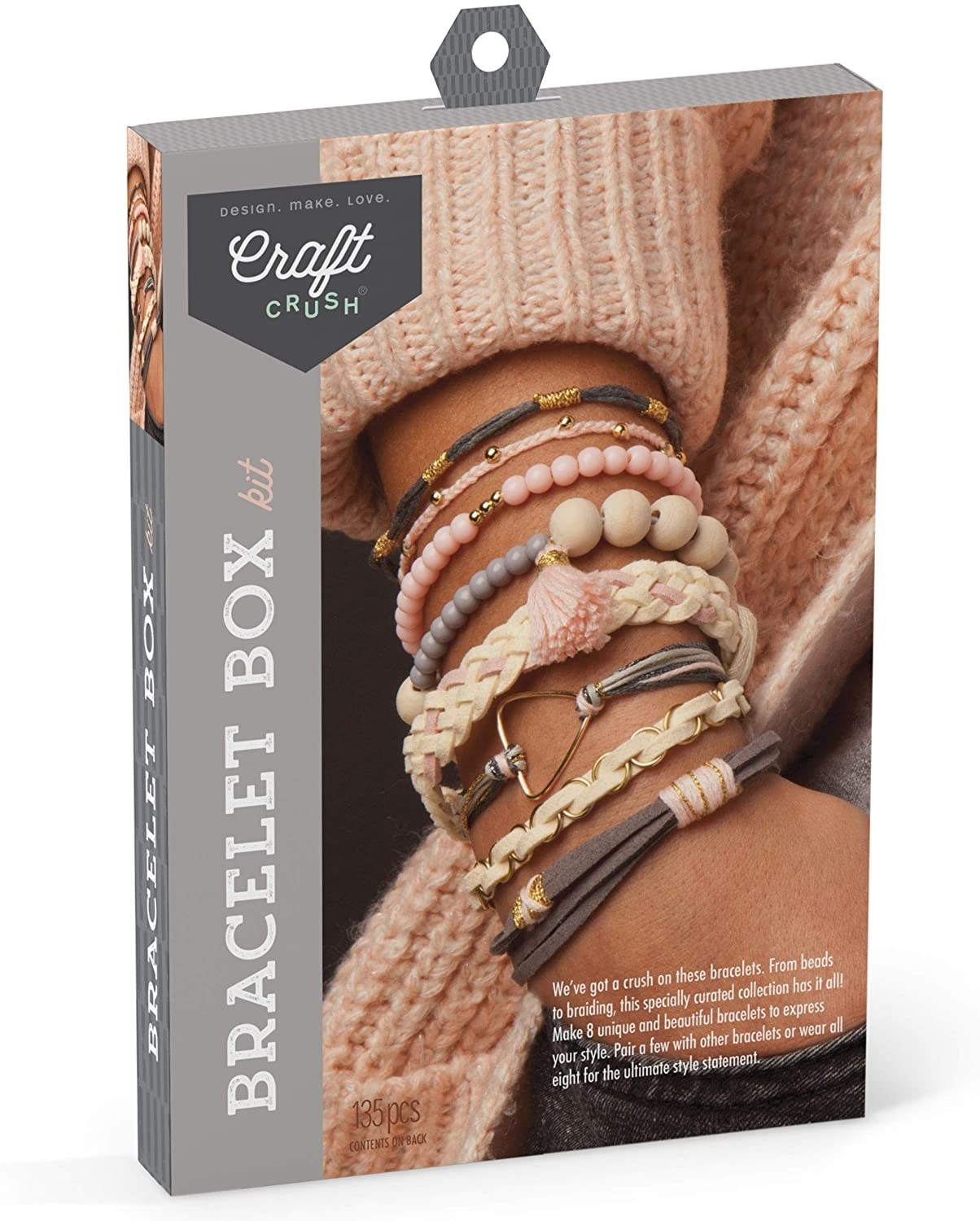 Craft Crush Bracelet Box