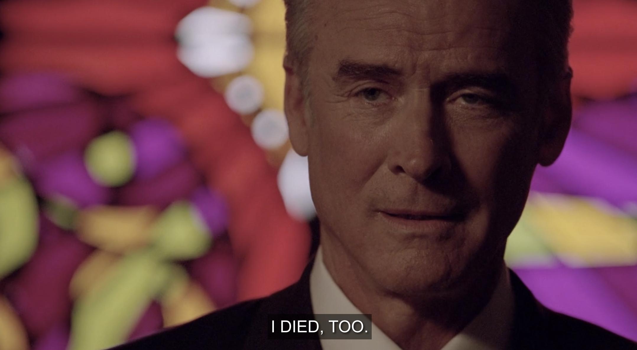 Jack's dad explaining he died