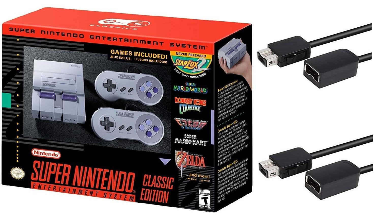 The Nintendo Super Entertainment System