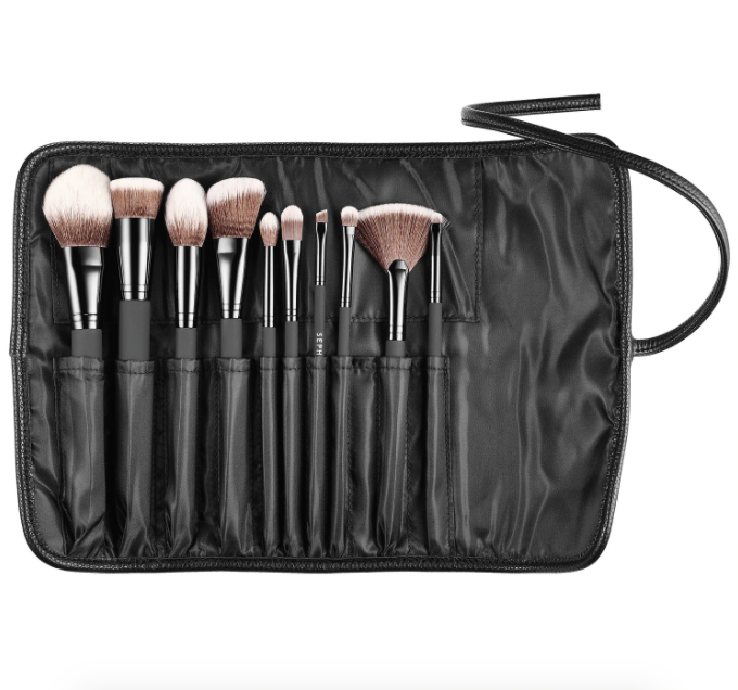The Ready To Roll Brush Set