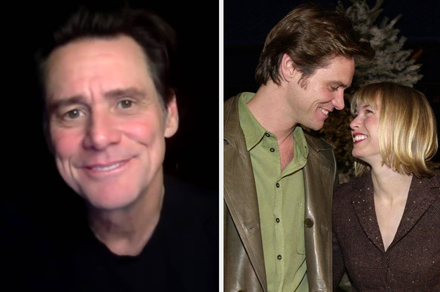 Jim Carrey Describing His Relationship With Renée Zellweger Shows You Can Appreciate A Relationship Even If It Doesn't Work Out