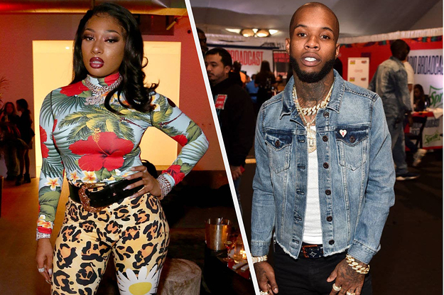 Megan Thee Stallion Said She Was Shot In The Foot The Same Night Tory Lanez Was Arrested - BuzzFeed News