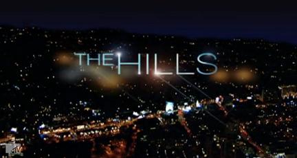 The Hills intro logo.