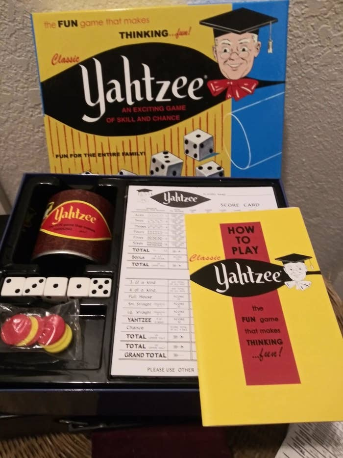 The game pieces
