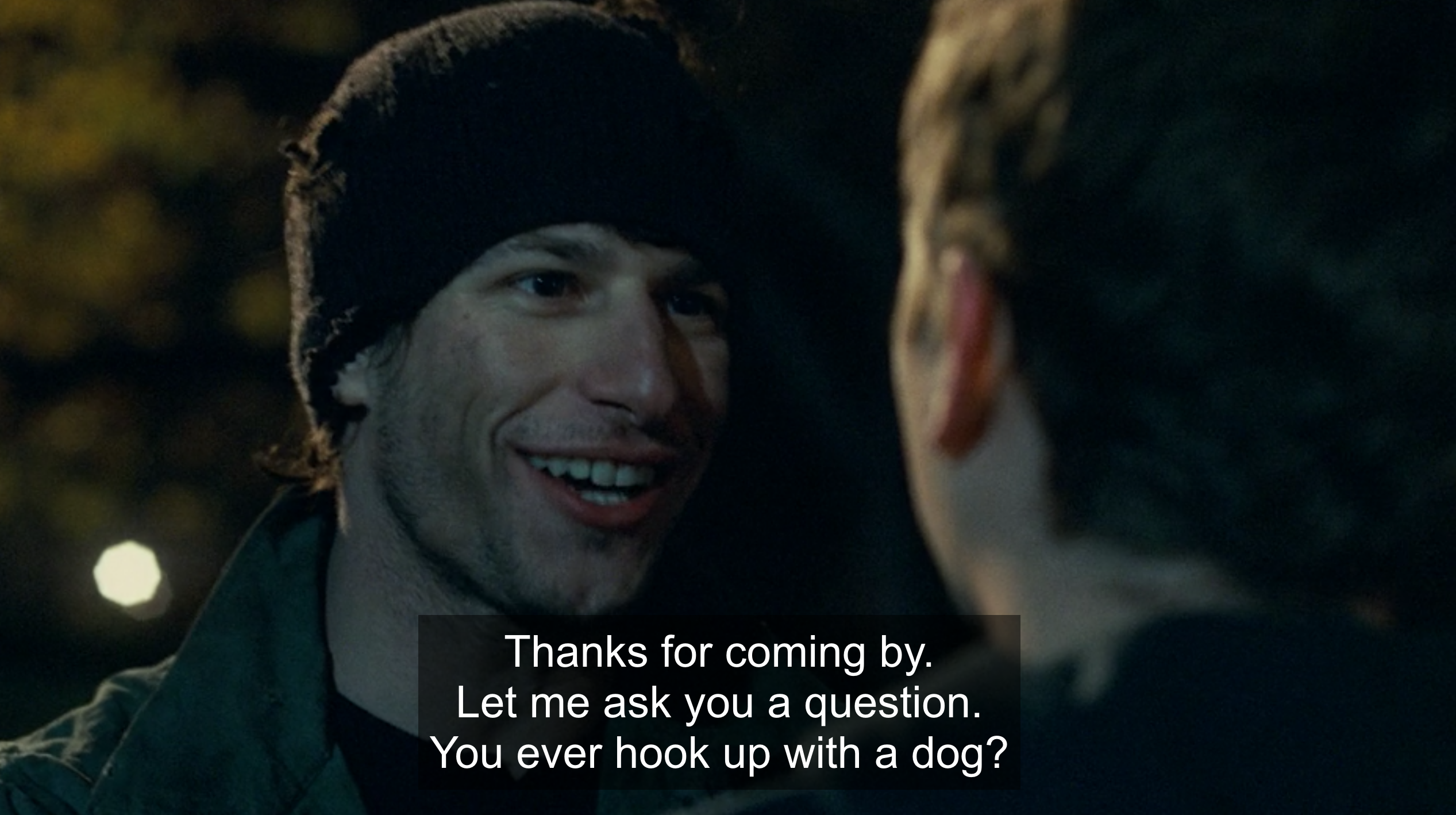 Andy Samberg in Nick & Norah's Infinite Playlist