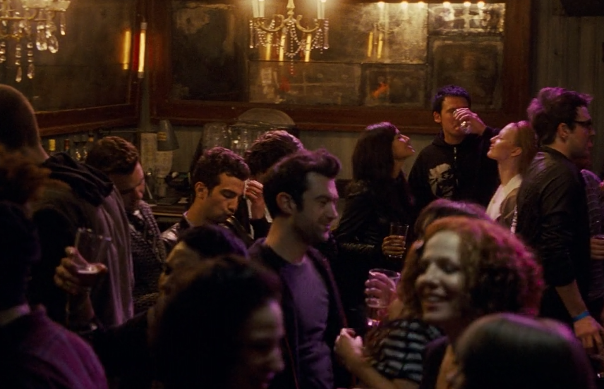 Union Pool in Nick & Norah's Infinite Playlist