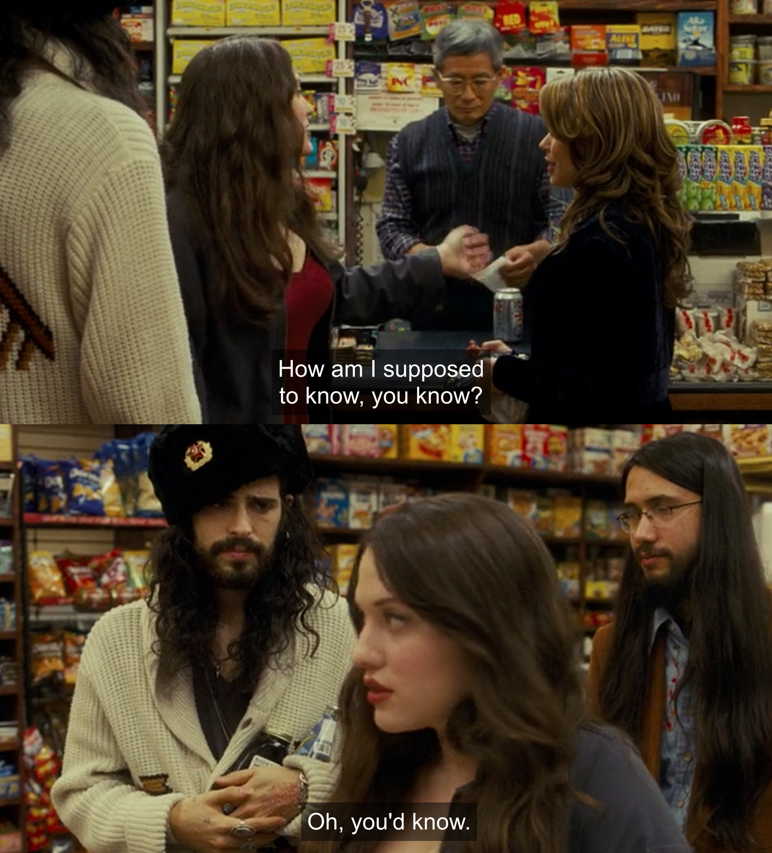 Devendra Banhart in Nick & Norah's Infinite Playlist