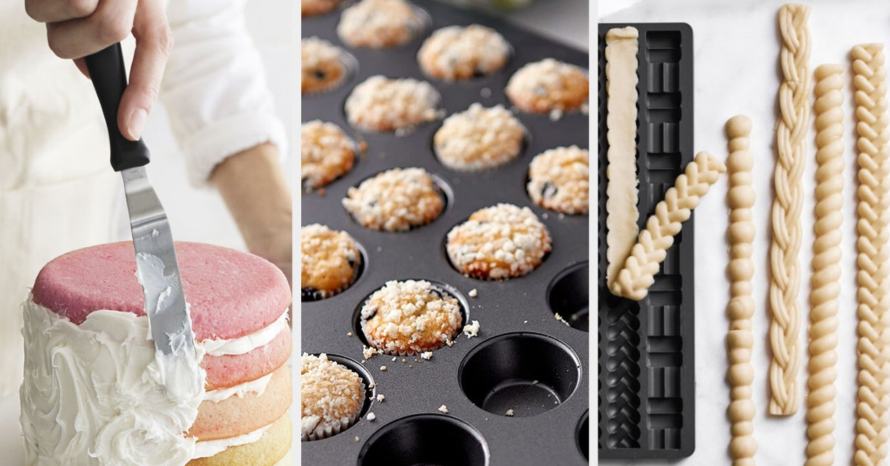 36 Baking Tools Essential For Basically Any Baker