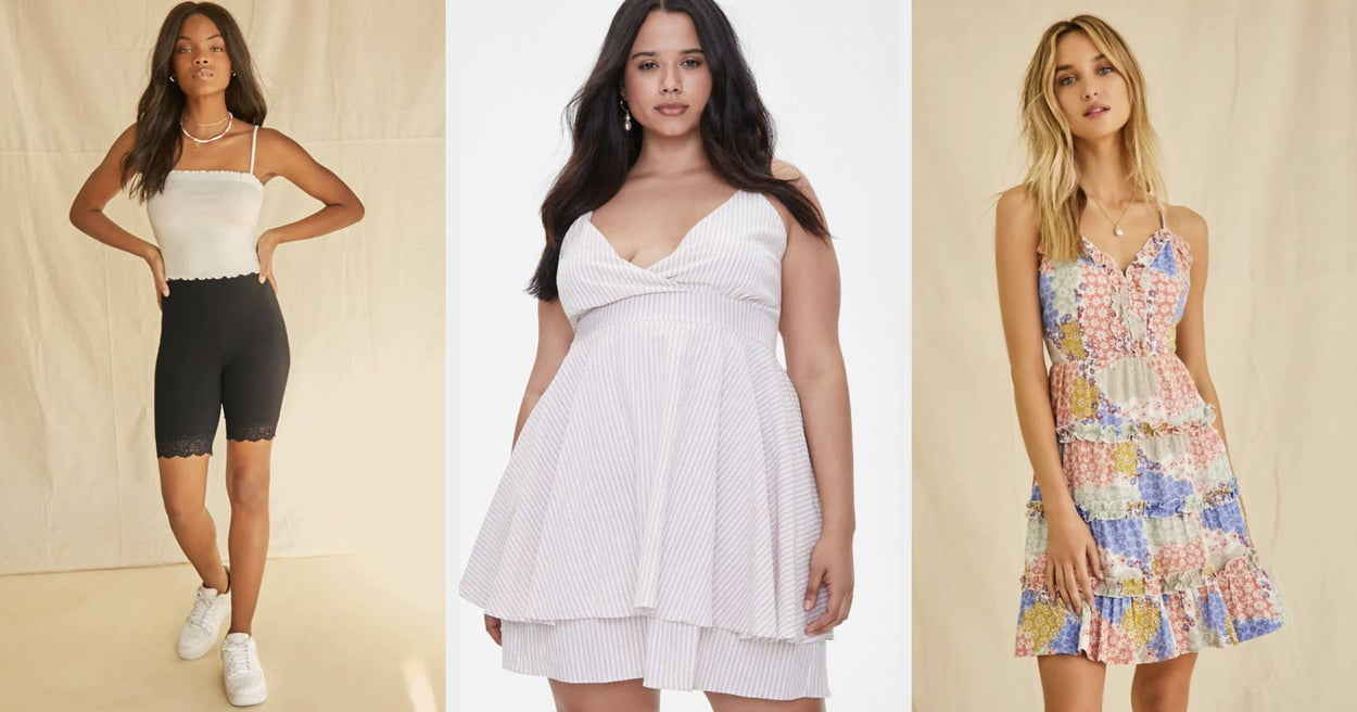 Forever 21 Just Launched A Sale On A Ton Of Cute New Summer Arrivals