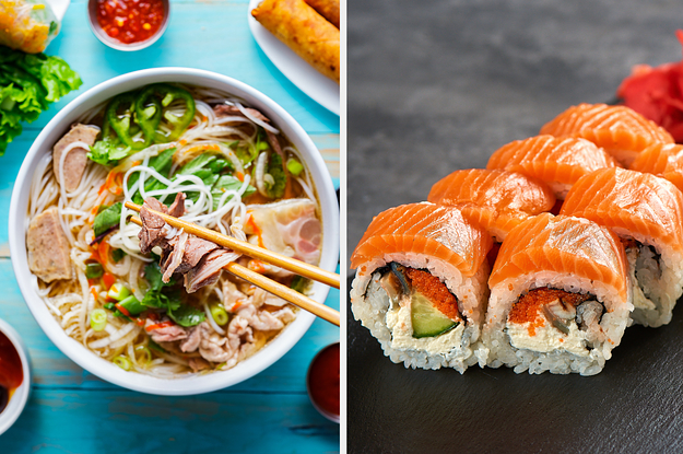 These 12 Quick Fire Questions Will Determine What Takeaway You Should Get Tonight