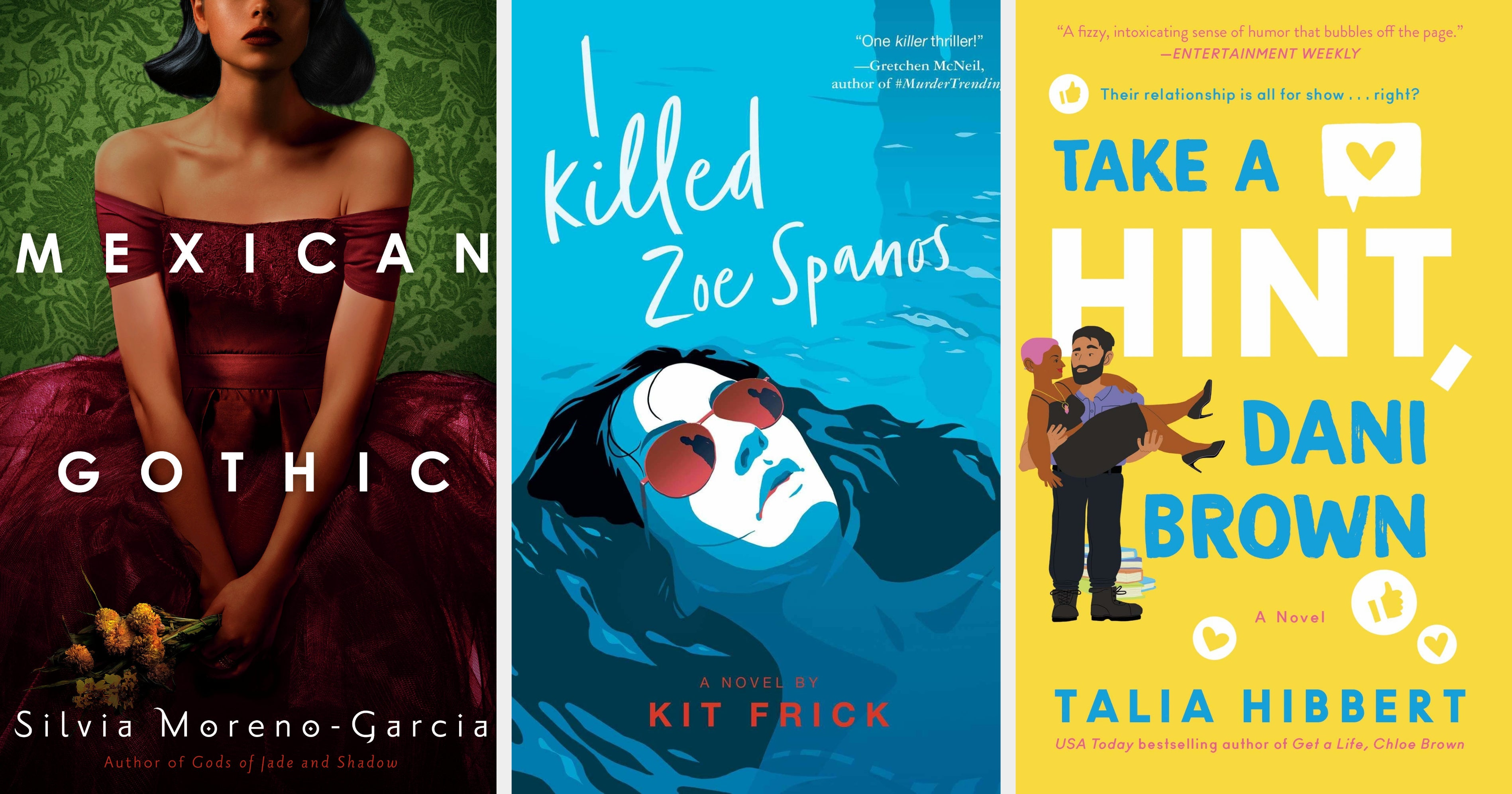 Which New Book Should You Read Over The Long Weekend?