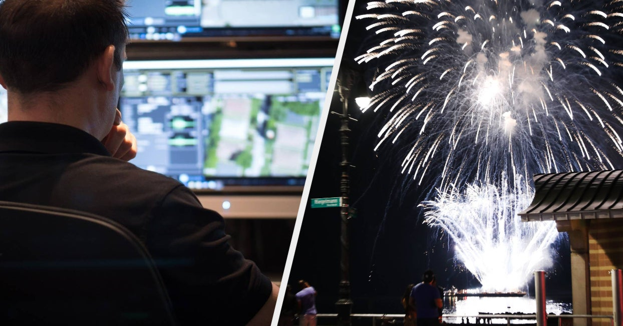 Technology That's Supposed To Track Gunshots Is Being Used By Police To Monitor Fireworks