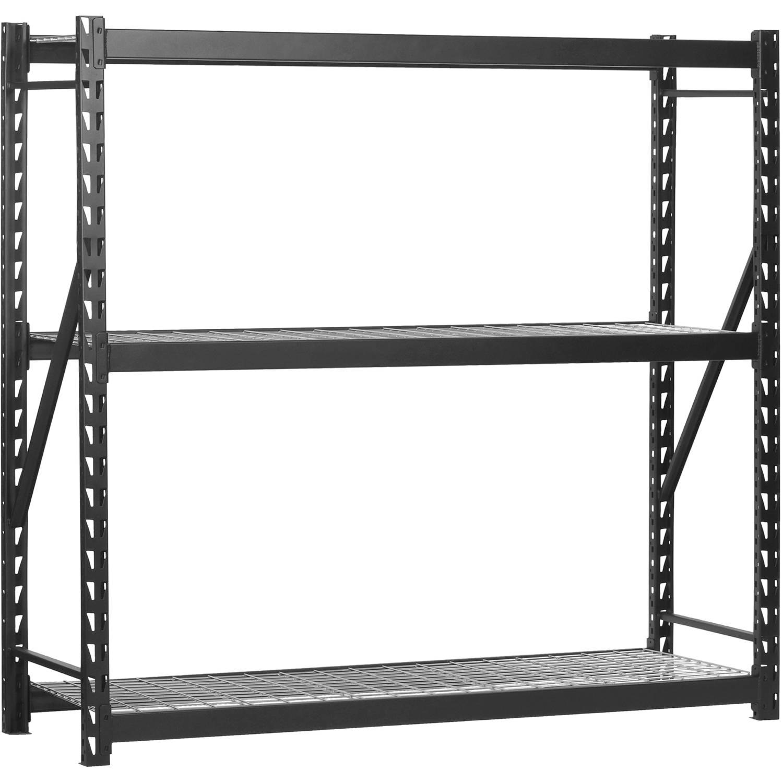 the steel storage rack