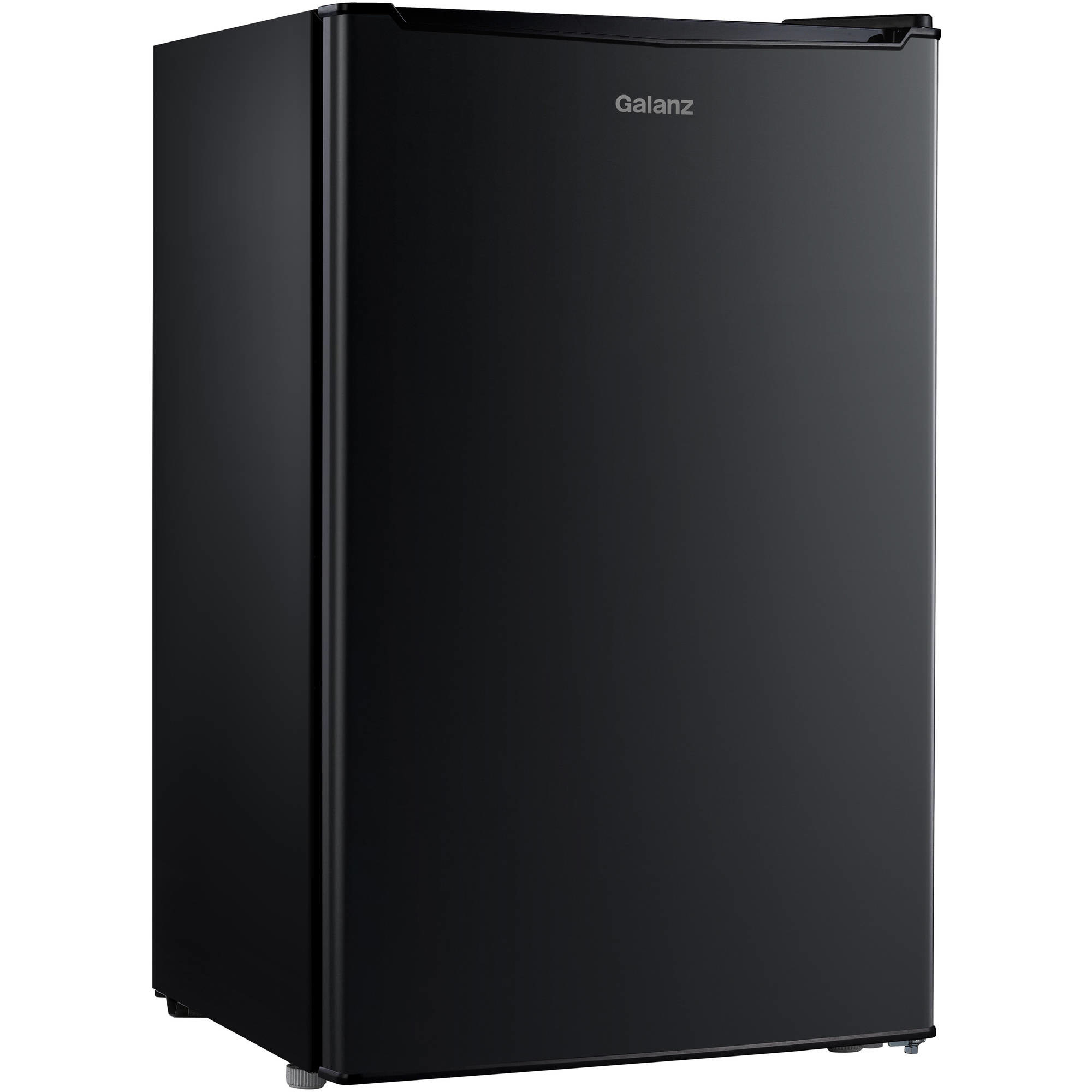 the black fridge