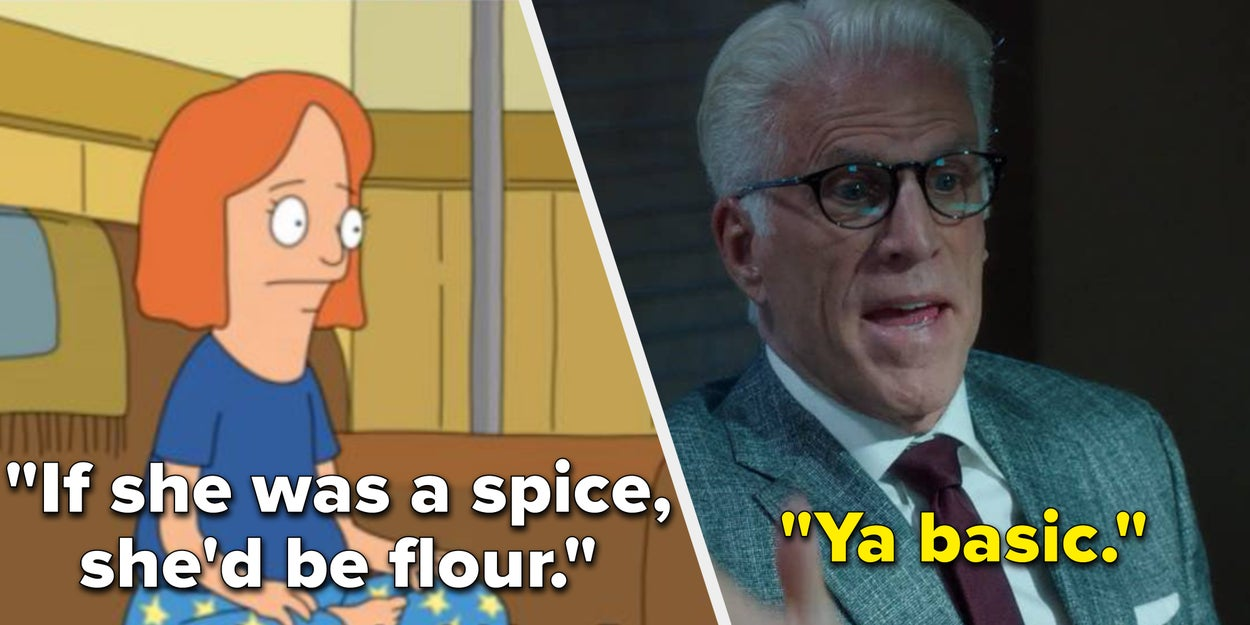 Image of article 'The 29 Most Iconic Insults To Ever Make Their Way Onto A TV Show'