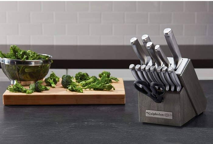 The knife set