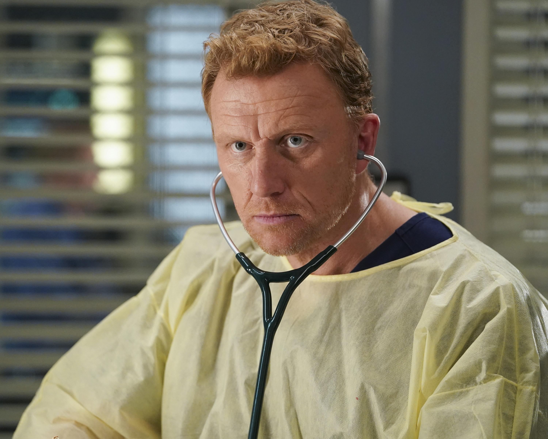 Kevin McKidd as Owen Hunt in Grey's Anatomy