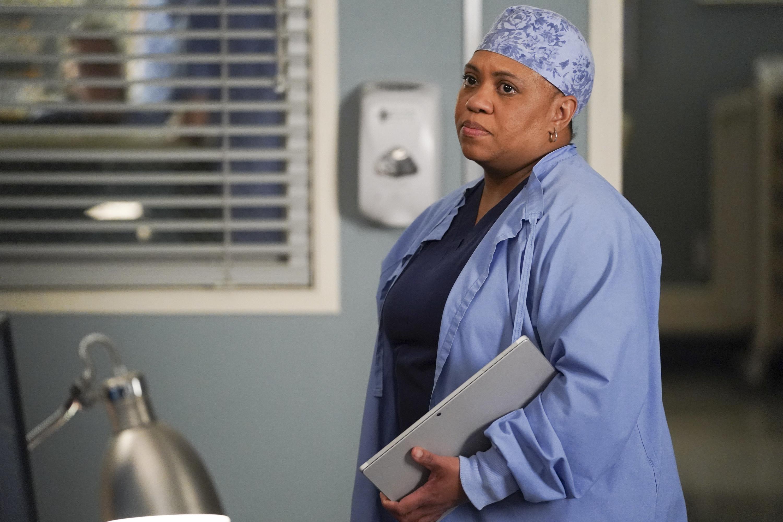 Chandra Wilson as Miranda in Grey's Anatomy
