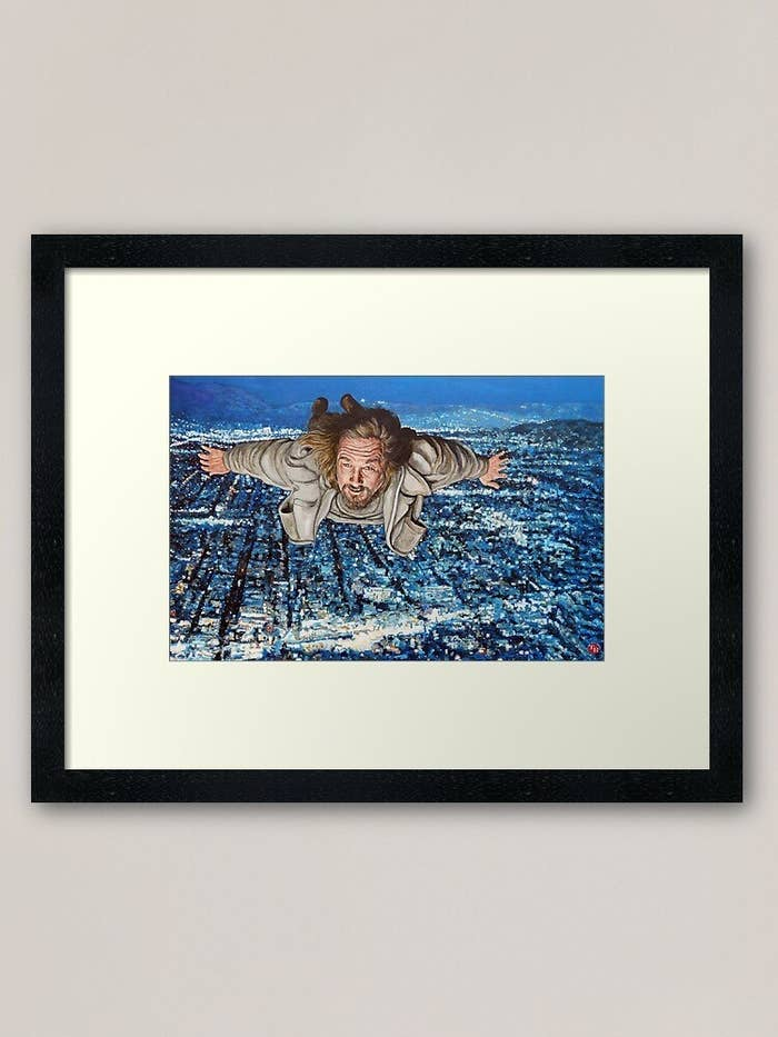 """Come Fly With Me"" Framed Art Print"