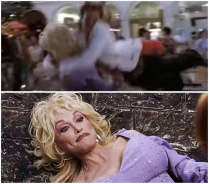 Sandra Bullock tackles Dolly Parton