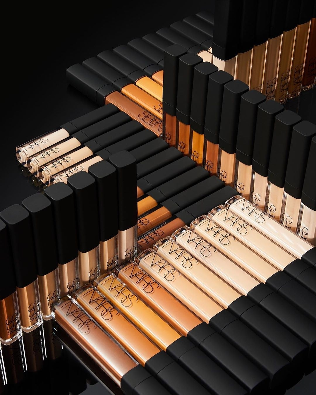 NARS Cosmetics concealer in a variety of shades
