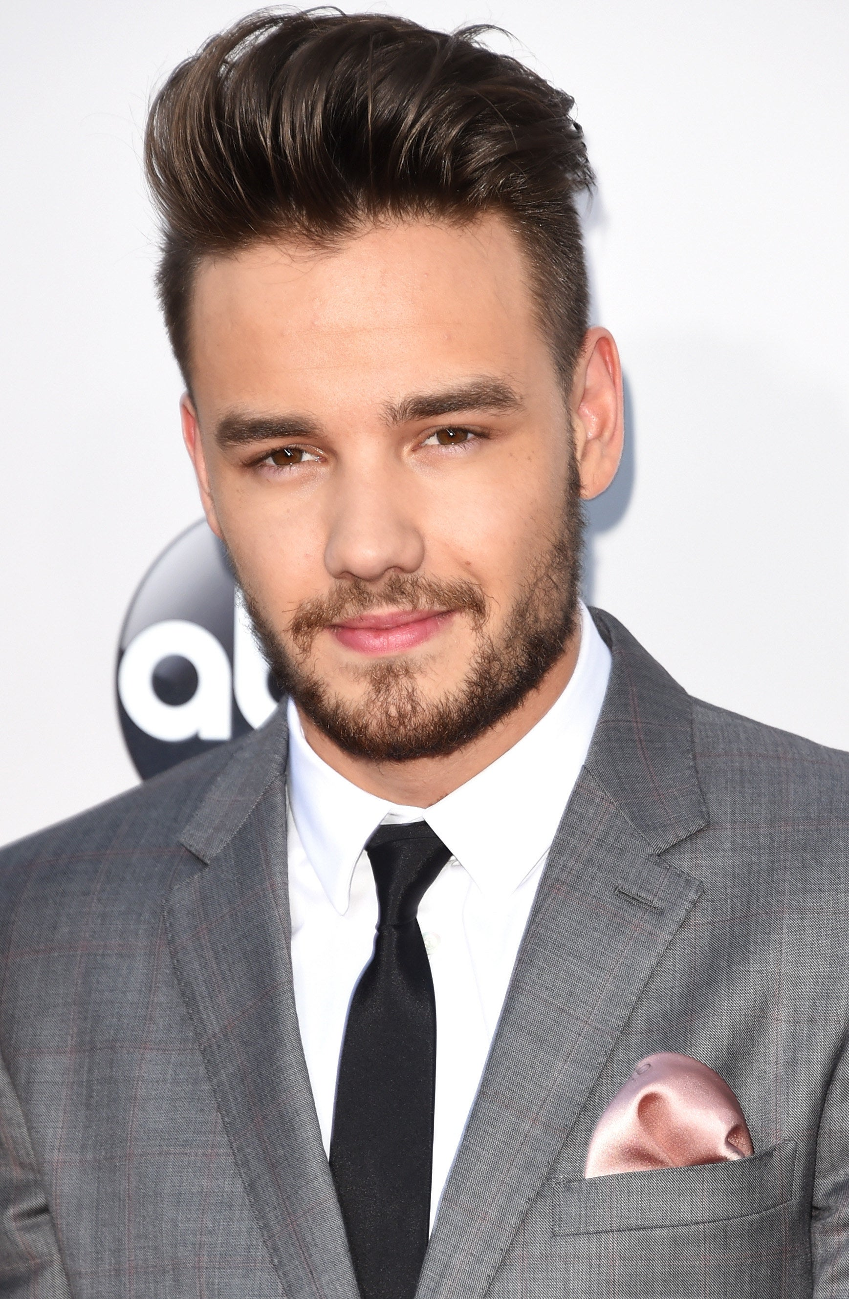 Liam Payne at the American Music Awards in 2015