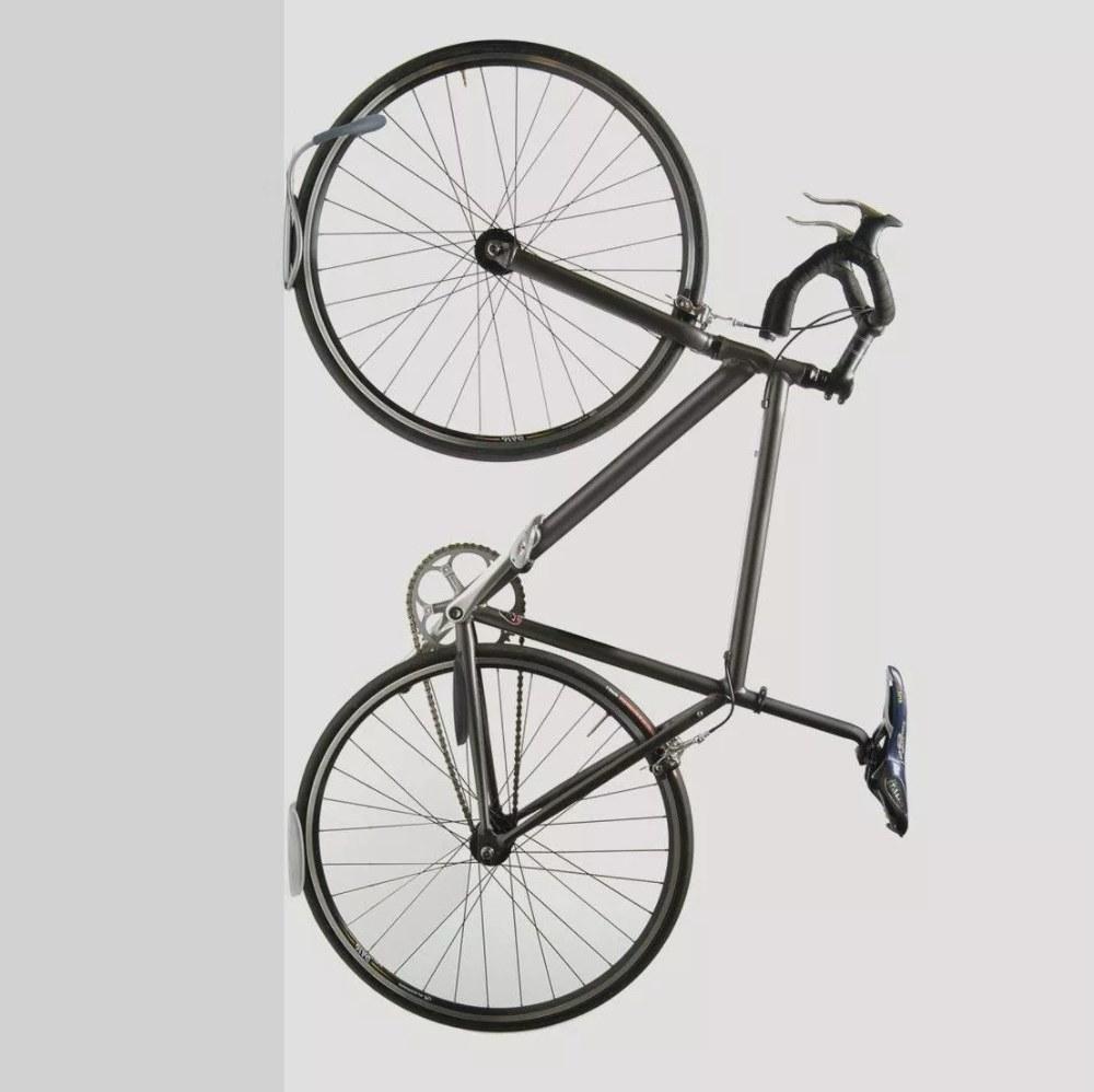 The bike wall mount