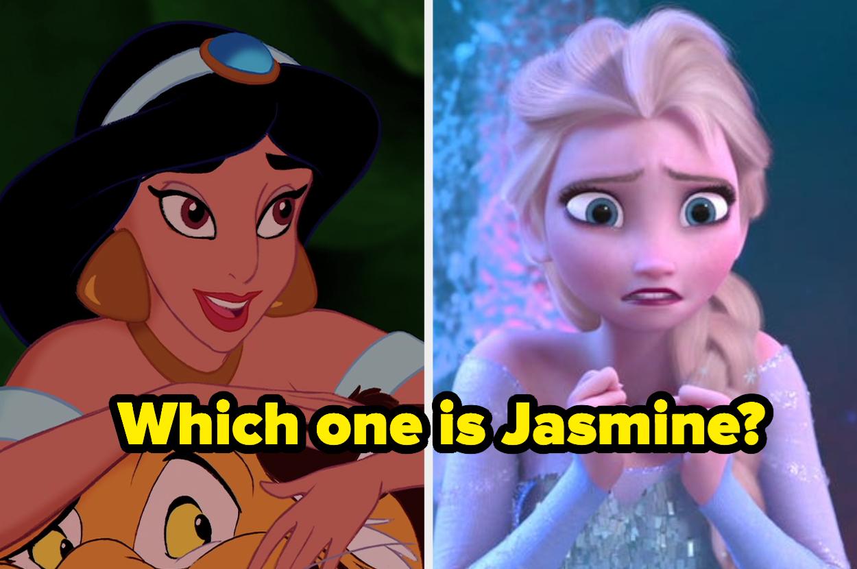 Disney Princess Sudden Death Trivia Quiz