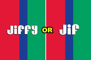 Is it Jiffy peanut butter or Jif peanut butter?