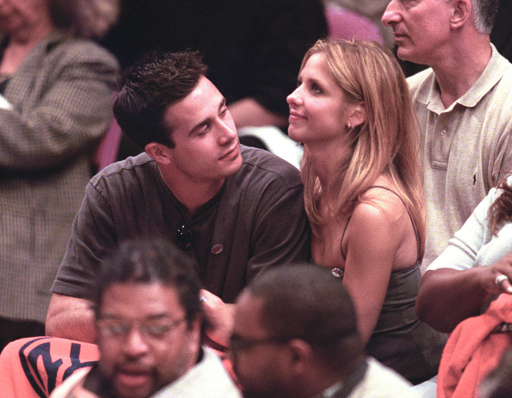 Freddie Prinze Jr. and Sarah Jessica Parker