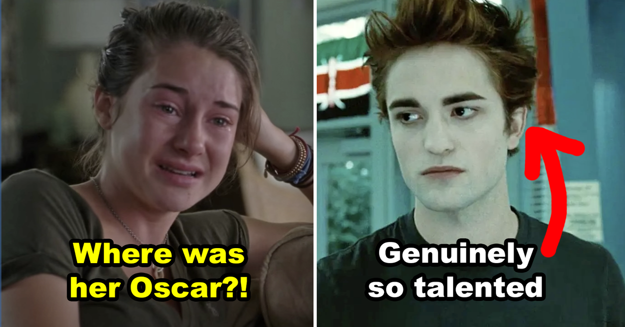 """23 """"Bad"""" Actors Who Are So Freaking Talented But Get Zero Credit For It"""