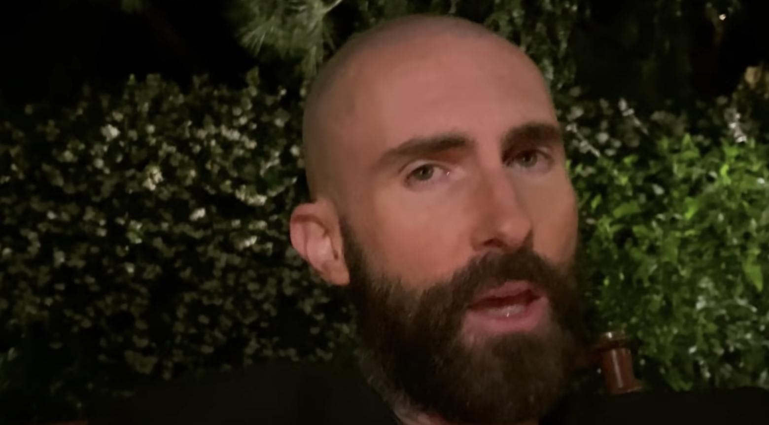 Adam bald
