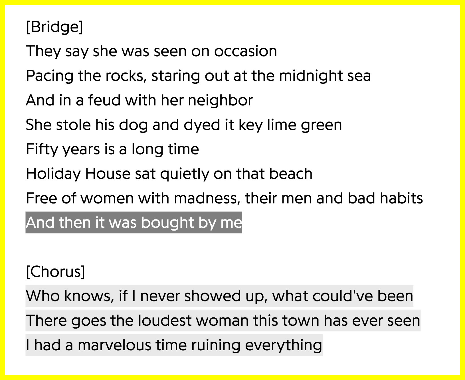 Taylor Swift This Folklore Fan Theory Says Every Song Is Connected