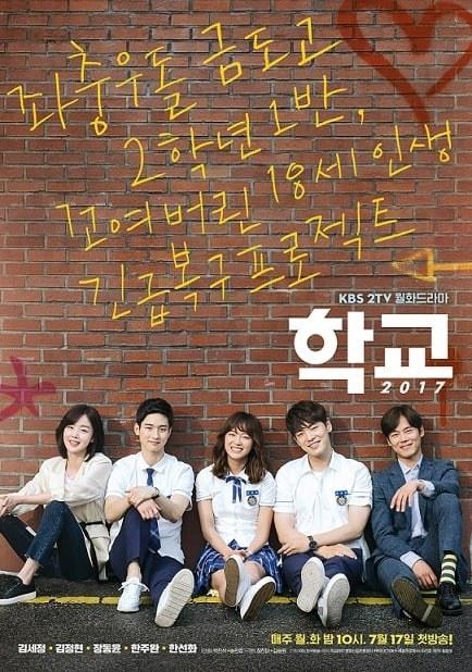 (from left to right): Han Soo-Ji (played by Han Sun-Hwa), Song Dae-Hwi (played by Jang Dong-Yoon), Ra Eun-Ho (played by Kim Se-Jeong), Hyun Tae-Woon (played by Kim Jung-Hyun), Shim Kang-Myung (played by Han Joo-Wan)