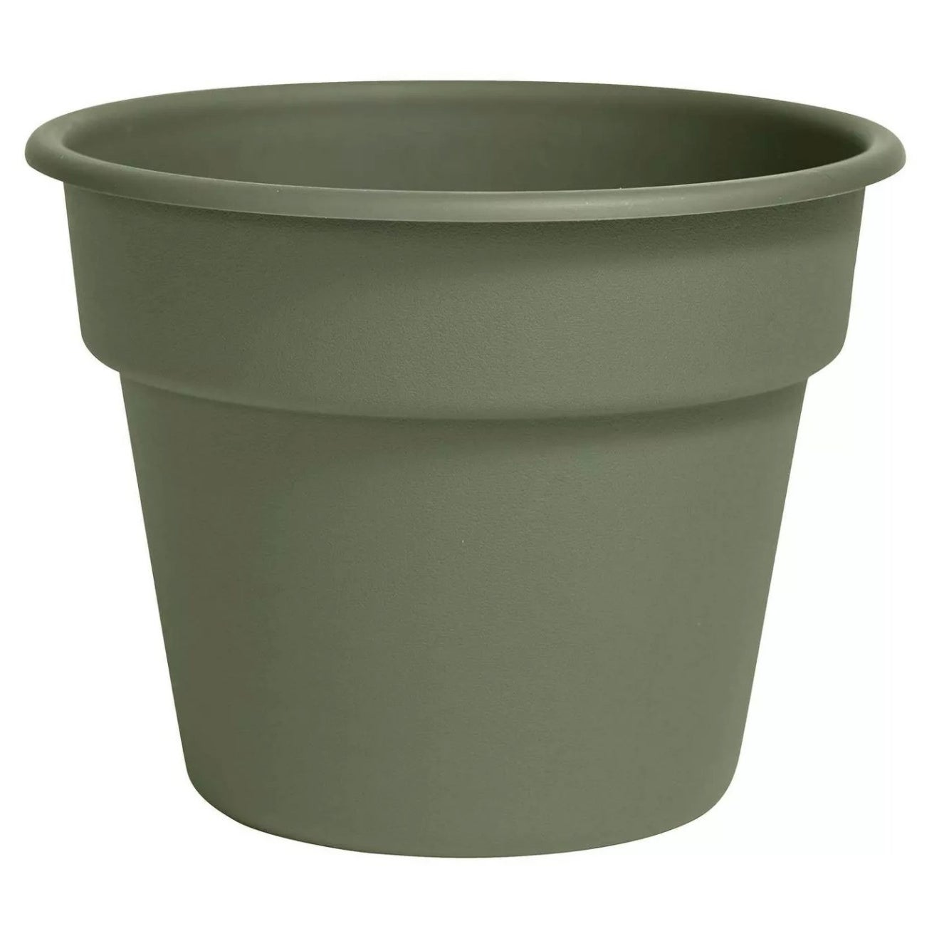The large green pot