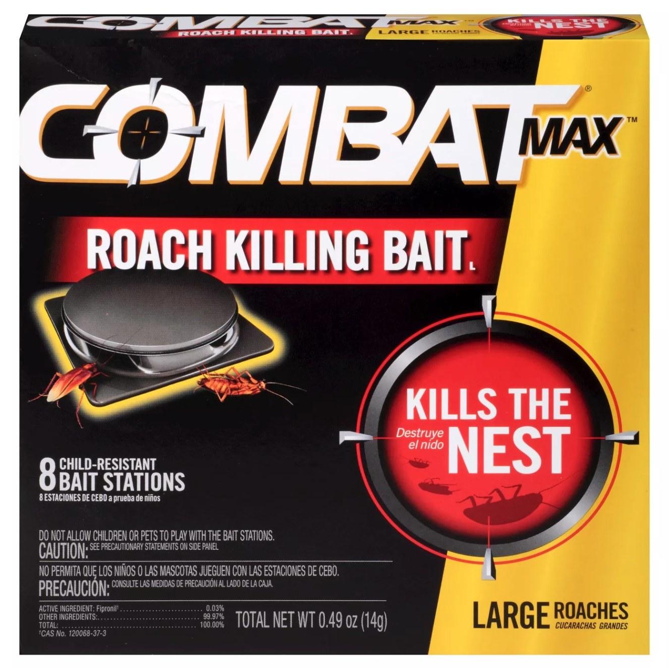 The roach bait