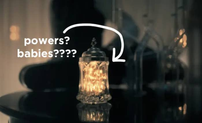 Jar of light
