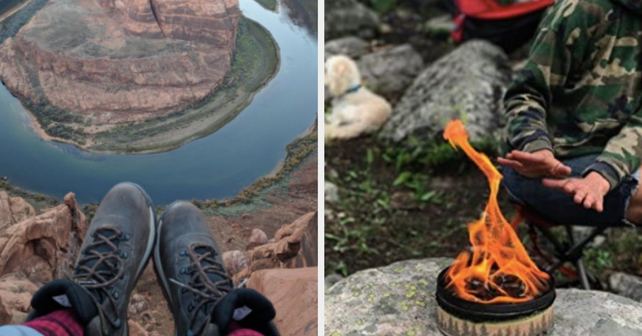 33 Problem-Solving Products For Anyone Who Loves To Spend Time Outdoors