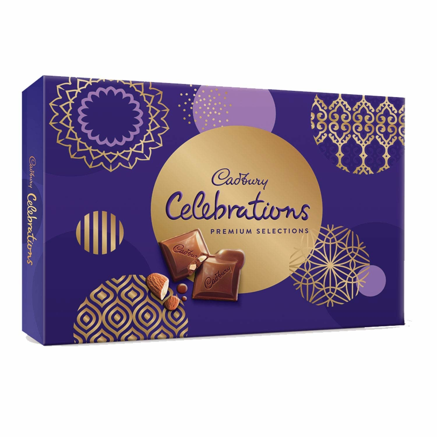 Packaging of the chocolate