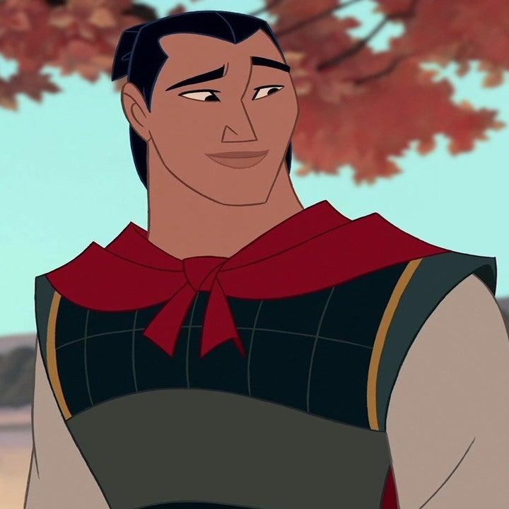 "General Li Shang from ""Mulan"""
