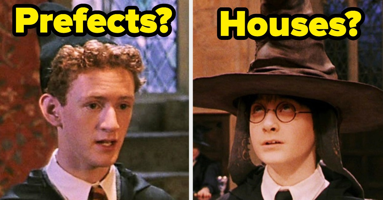 """Only Brits Can Correctly Identify Which Of These 10 Things Are From """"Harry Potter"""" And Which Are Just British"""