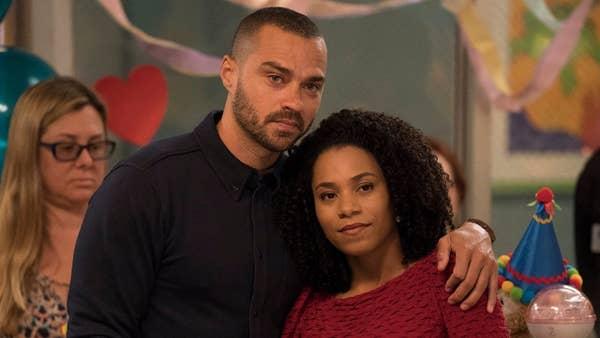 12. Jackson and Maggie's relationship inGrey's Anatomy.