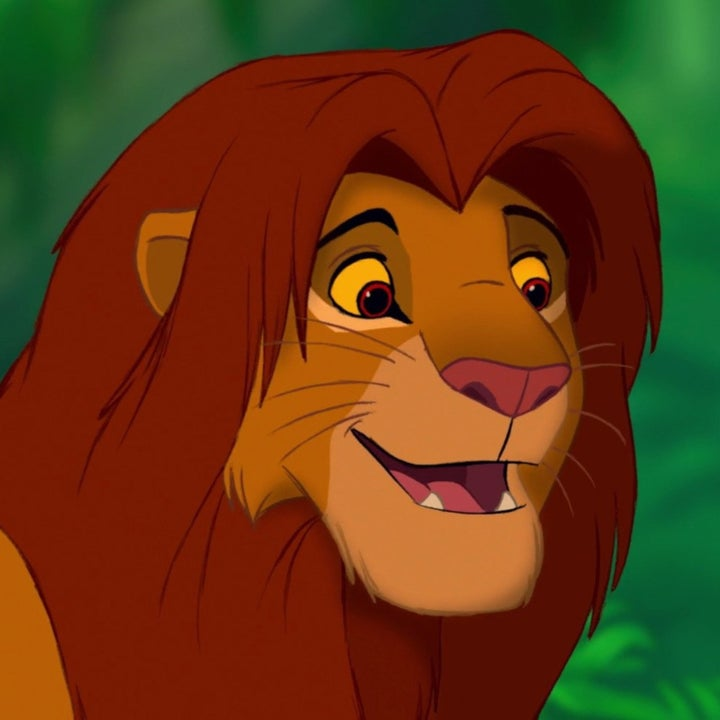 """Simba in """"The Lion King"""""""