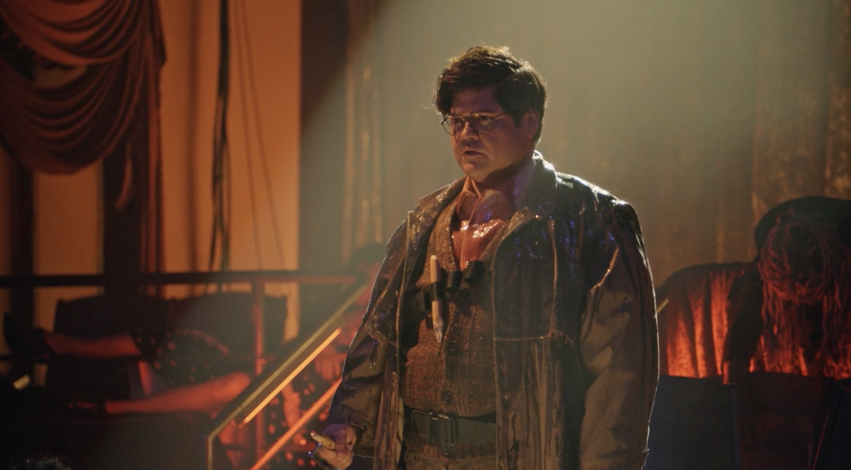 Harvey Guillen as Guillermo in What We Do In the Shadows