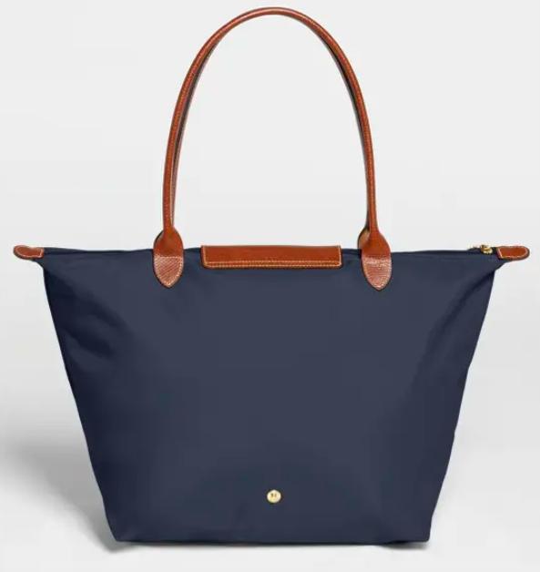The bag in dark navy blue