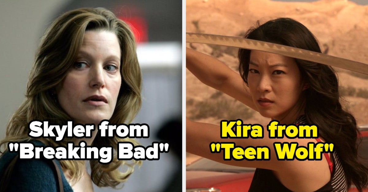 32 Disliked Female TV Characters Audiences Were Way Too Hard On