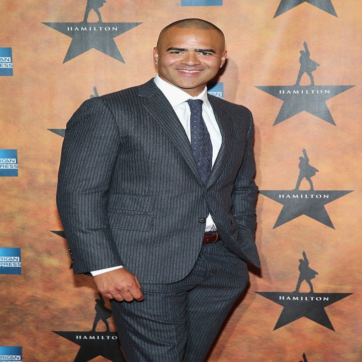 Actor and singer Christopher Jackson