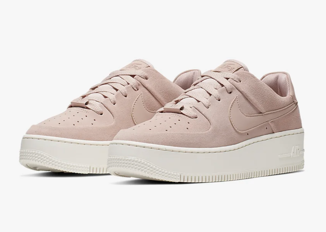 Air Force 1 Sage Low sneakers in light pink